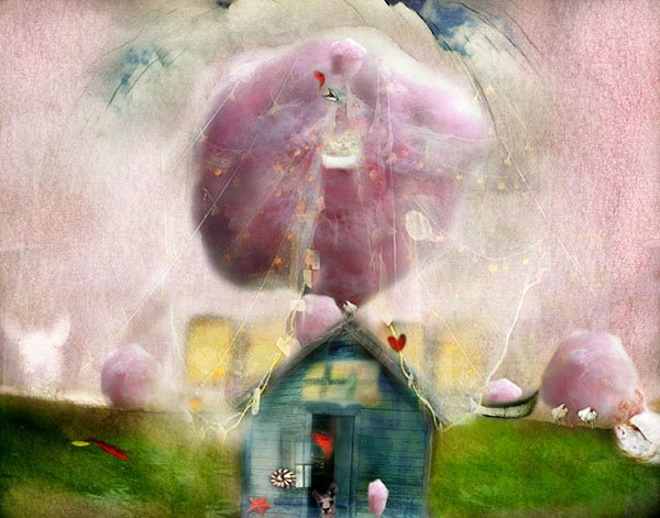 Cotton Candy, From the series, Not Just For Kids. © Karen Divine.