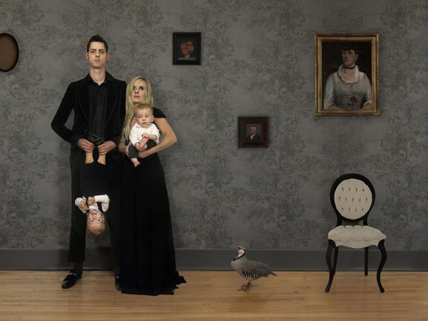 American Gothic, from the series, New Work. © Julie Blackmon.