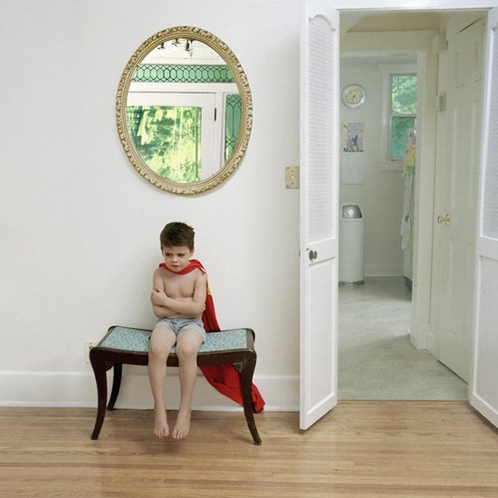 Time Out, from the series, Domestic Vacations. © Julie Blackmon.