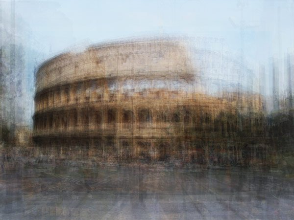 Roma, from the series, Photo Opportunities. ©Corinne Vionnet.