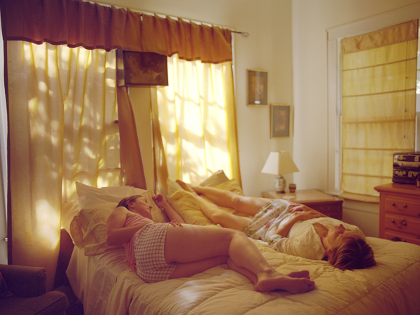 Golden Hour, from the series, Double Life. © Kelli Connell.