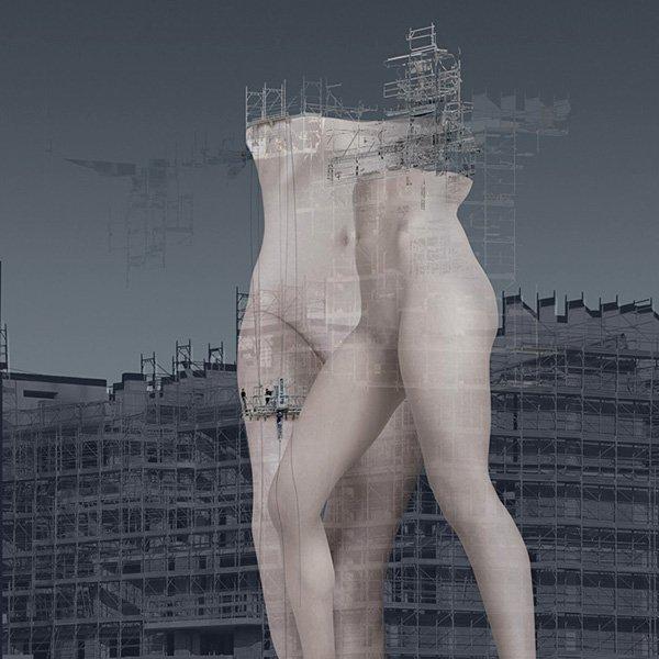 Paesaggio di Confine, from the series, Morpheus' Dreams. ©FFranco Donaggio, 2012.