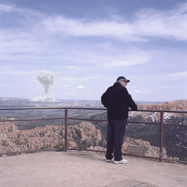 #11, from the series, Atomic Overlook, © Clay Lipsky