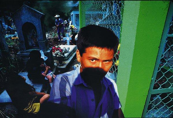 Day of the Dead, Papantta, Veracruz 1989-91