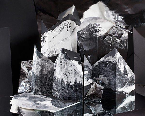 Black and White Mountains, 2015