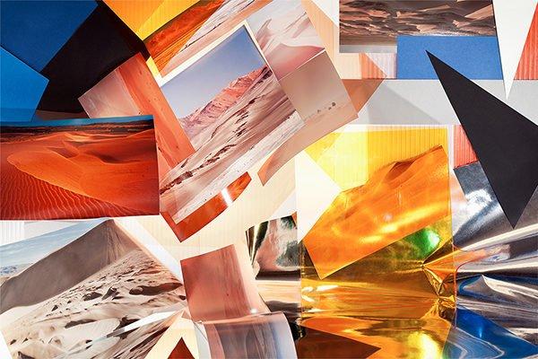 Desert Mirages, 2014