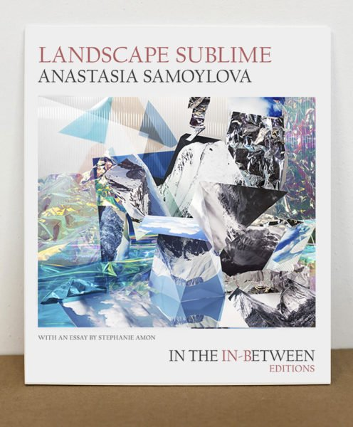 Anastasia Samoylova, Landscape Sublime Book. In the In-Between Editions Volume II