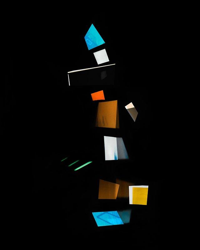 "Window, 2017. Archival pigment print, 38 x 30."" © Brea Souders / courtesy Bruce Silverstein Gallery, New York"
