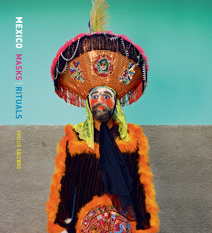 Cover of Mexico, Masks | Rituals. Courtesy of Radius Books