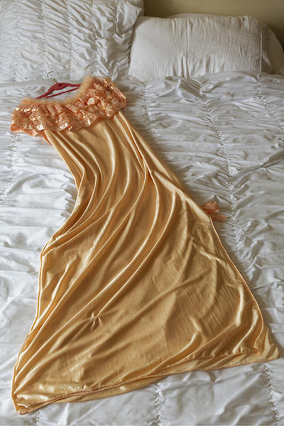 Stephanie Schwiederek. Princess' Nightgown, 2019.